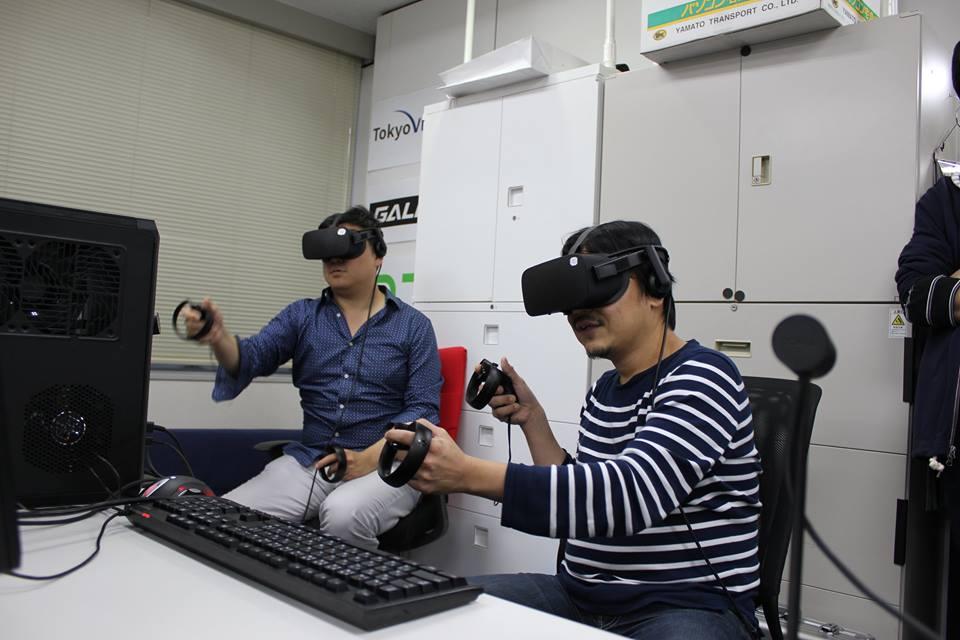 【終了】VR少人数勉強会&体験会